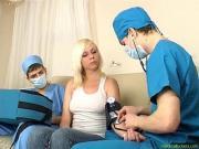 Выебали спящую пациентку